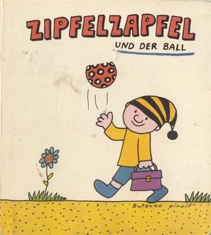 Zipfelzapfel und der Ball