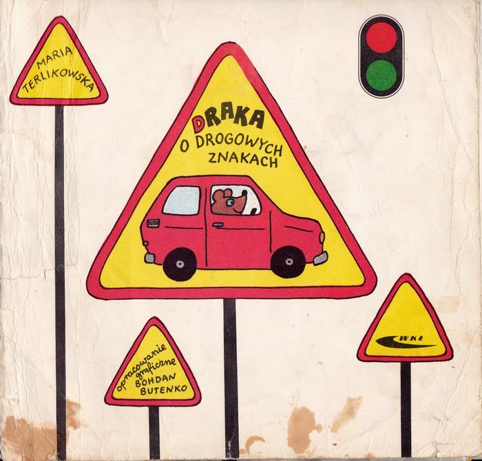 Draka o drogowych znakach