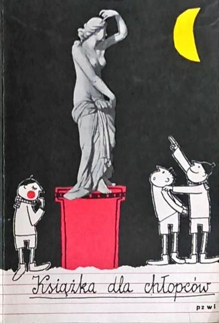 Książka dla chłopców
