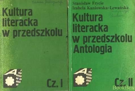Kultura literacka w przedszkolu