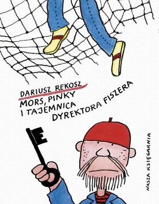 Mors, Pinky i tajemnica dyrektora Fiszera