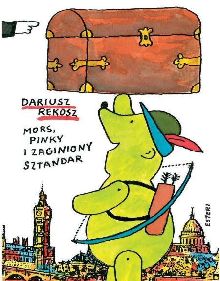Mors, Pinky i zaginiony sztandar