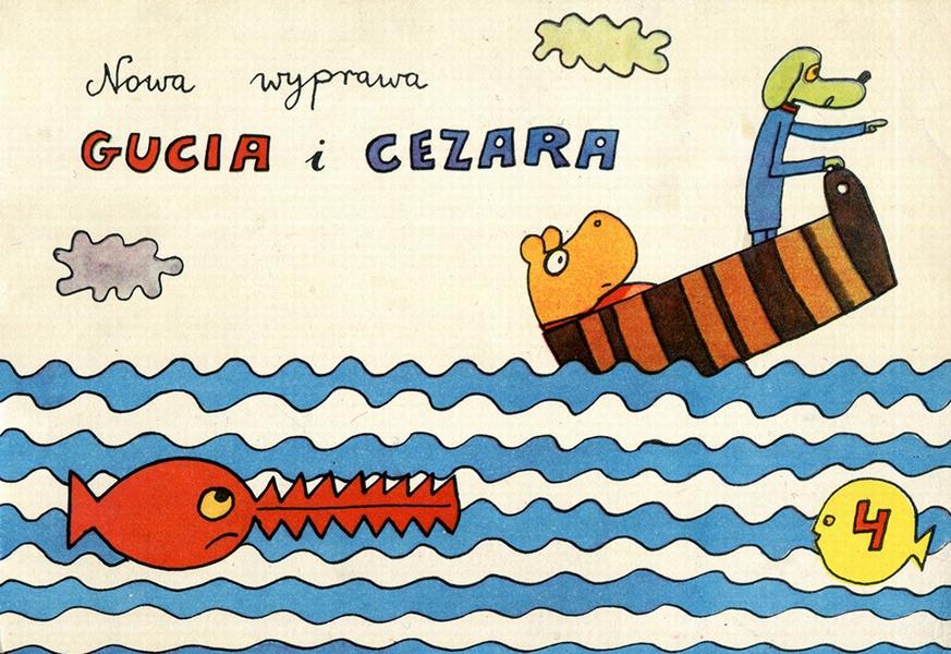 Nowa wyprawa Gucia i Cezara