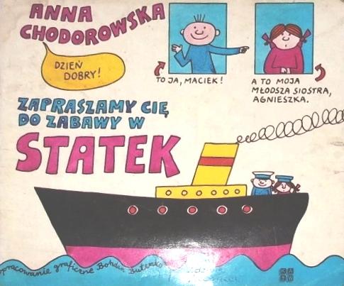 Zapraszamy cię do zabawy w statek